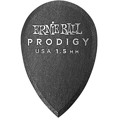 Ernie Ball Teardrop Prodigy Picks 6-Pack