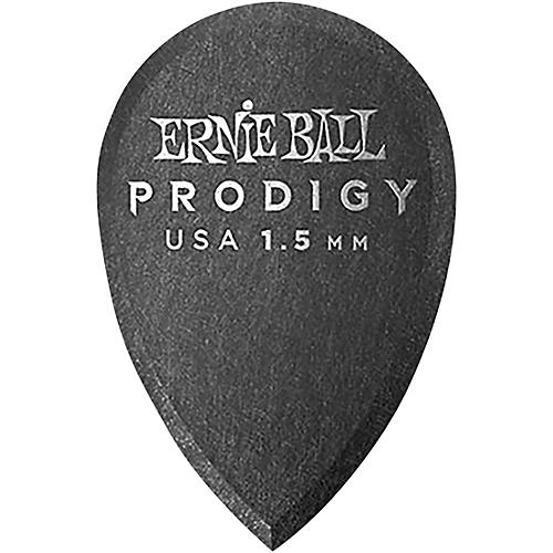 Ernie Ball Teardrop Prodigy Picks 6-Pack 1.5 mm 6 Pack