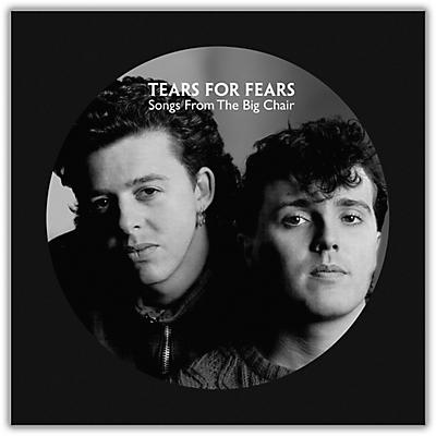 Tears For Fears - Songs from the Big Chair [Picture Disc]
