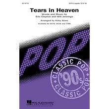Hal Leonard Tears in Heaven TTBB A Cappella by Eric Clapton Arranged by Kirby Shaw