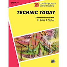 Alfred Technic Today Part 1 Baritone T.C.