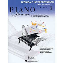 Faber Piano Adventures Tecnica E Interpretacion Libro Dos De Dos - Nivel 3 Faber Piano Adventures Softcover by Nancy Faber
