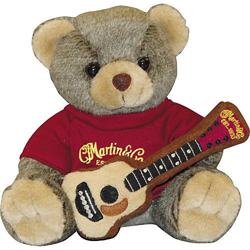 Martin Teddy Bear with Guitar