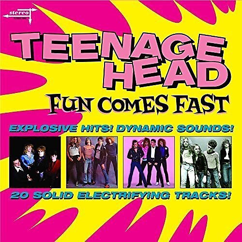 Alliance Teenage Head - Fun Comes Fast