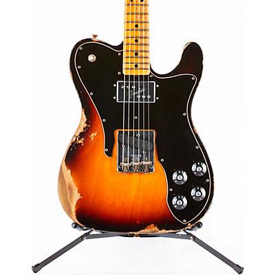 Fender Custom Shop Telecaster Custom Heavy Relic Limited-Edition Electric Guitar