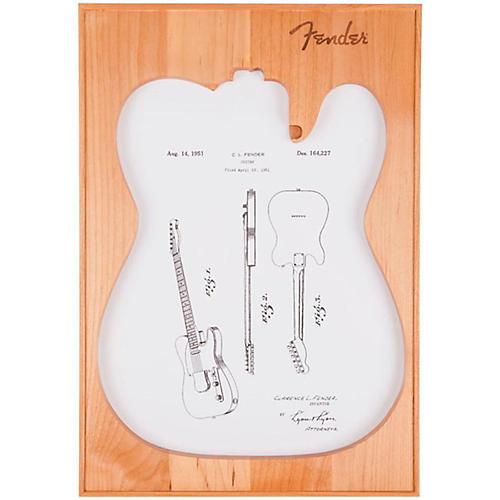 Fender Telecaster Framed Print