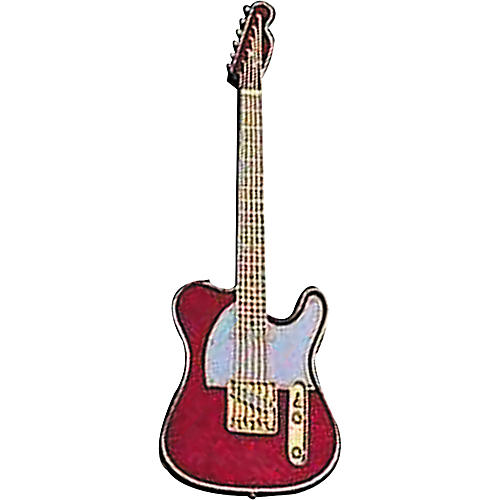 Future Primitive Telecaster Guitar Replica Pin