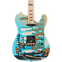 Fender Custom Shop Telecaster Limited Edition Master Built by Kyle McMillin Electric Guitar