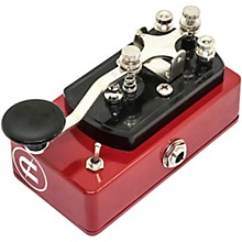 CopperSound Pedals Telegraph Stutter Killswitch Effects Pedal - Red