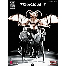 Cherry Lane Tenacious D Guitar Tab Songbook
