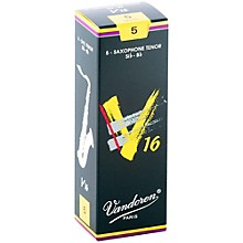 Tenor Sax V16 Reeds Strength 5 Box of 5