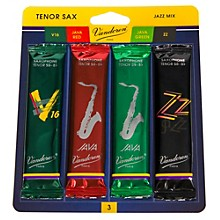 Tenor Saxophone Jazz Reed Sample Pack Strength - 3