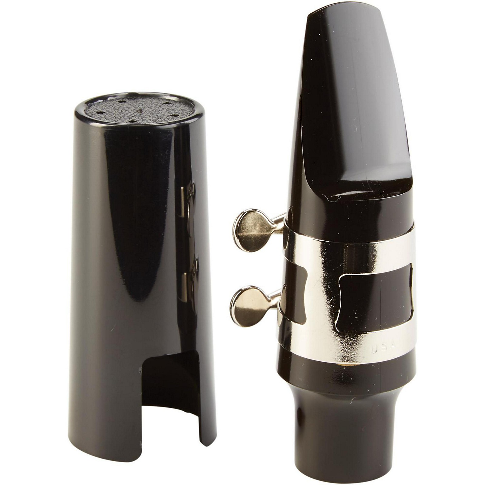Giardinelli Tenor Saxophone Mouthpiece Kit Includes Mpc, Cap & Ligature