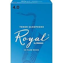 Tenor Saxophone Reeds, Box of 10 Strength 4