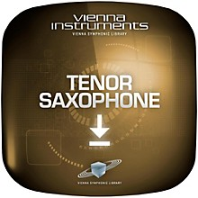 Vienna Instruments Tenor Saxophone Upgrade To Full Library