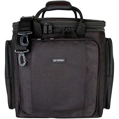 Protec Tenor Trombone Mute Bag, Modular Walls & Mute Holder, 4-Pack