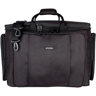 Protec Tenor Trombone Mute Bag, Modular Walls & Mute Holder, 6-Pack