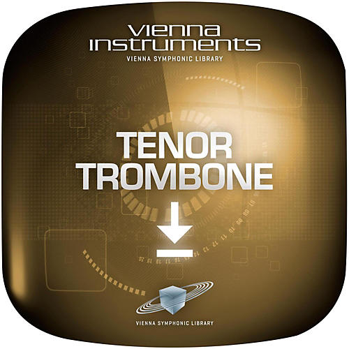 Vienna Instruments Tenor Trombone Upgrade To Full Library