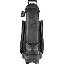 Tenor Trombone Wheelie Bag 22-WBFLK Black Ultra Leather