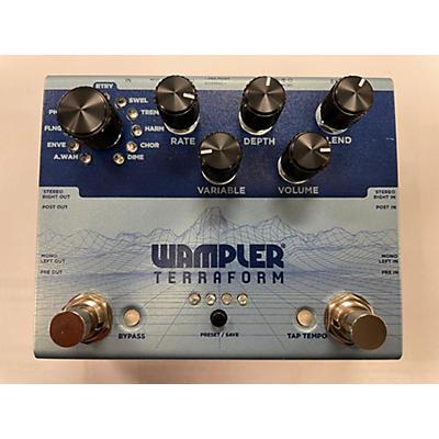 Wampler Terraform Effect Processor