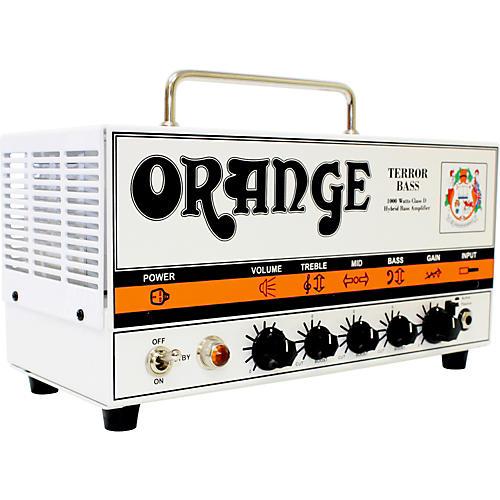 Orange Amplifiers Terror Bass 1000 Watt Bass Tube Amp Head