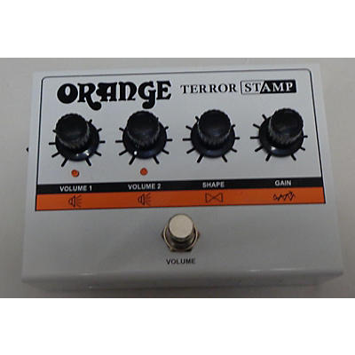 Orange Amplifiers Terror Stamp Guitar Preamp