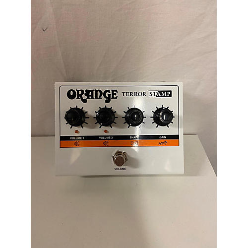 Terror Stamp Solid State Guitar Amp Head