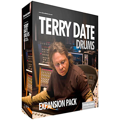 Steven Slate Audio Terry Date SSD 4 Expansion