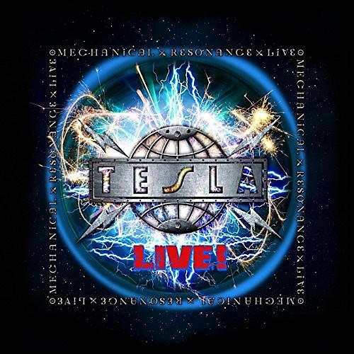 Alliance Tesla - Mechanical Resonance Live