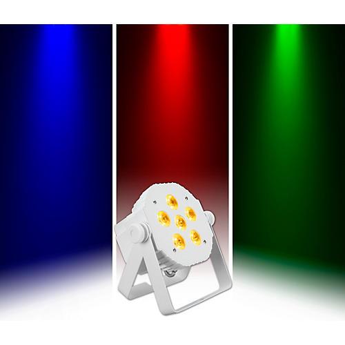 Tetra 6 RGBA Compact Wash Light, White