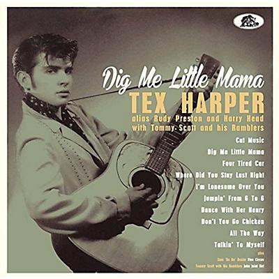 Tex Harper - Dig Me Little Mama