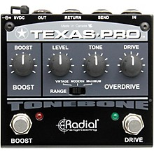 Open Box Radial Engineering Texas-Pro Overdrive and Boost Pedal