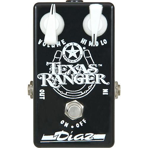 Diaz Texas Ranger Treble Boost