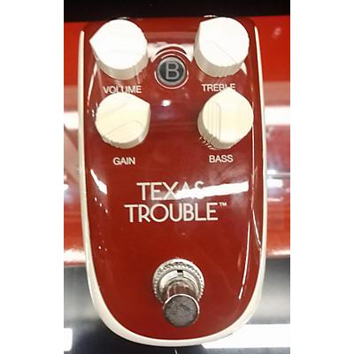 Danelectro Texas Trouble Effect Pedal