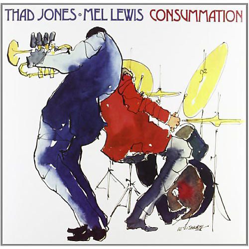 Alliance Thad Jones - Consummation [180 Gram Vinyl]