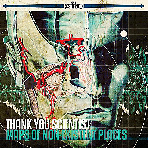 Alliance Thank You Scientist - Maps of Non-Existent Places