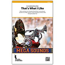 Alfred That's What I Like Conductor Score 3 (Medium)