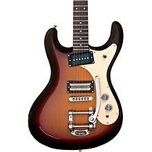 The 1964 Electric Guitar 3-Tone Sunburst