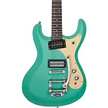 The 1964 Electric Guitar Aqua