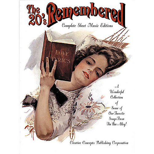 Creative Concepts The '20s Remembered (Songbook)