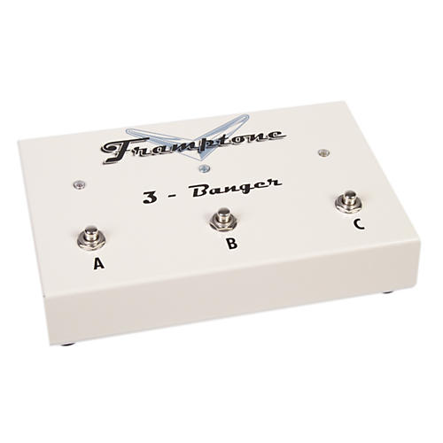 Framptone The 3-Banger Footswitch
