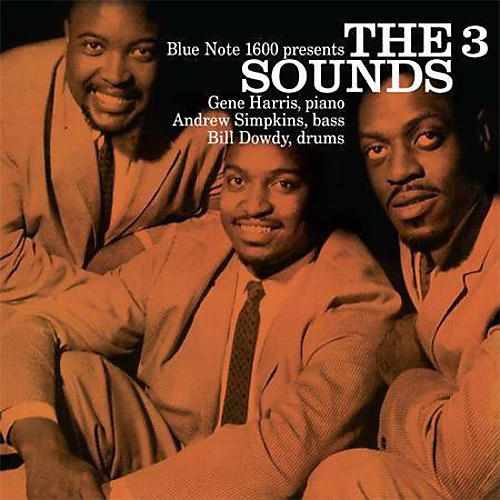 Alliance The 3 Sounds - Introducing the 3 Sounds