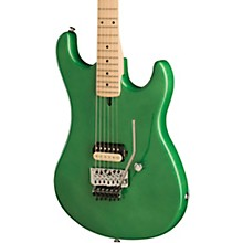 The 84 Alder Electric Guitar Green
