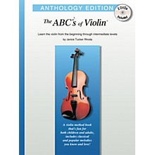 Carl Fischer The Abcs Of Violin - Anthology Edition Book/DVD