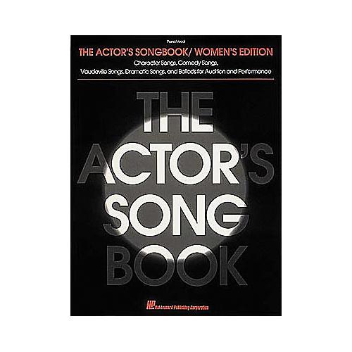 Hal Leonard The Actor's Songbook