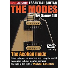 Licklibrary The Aeolian Mode (Michael Schenker) Lick Library Series DVD Written by Danny Gill