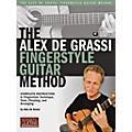 String Letter Publishing The Alex De Grassi Fingerstyle Guitar Method Book/CD thumbnail