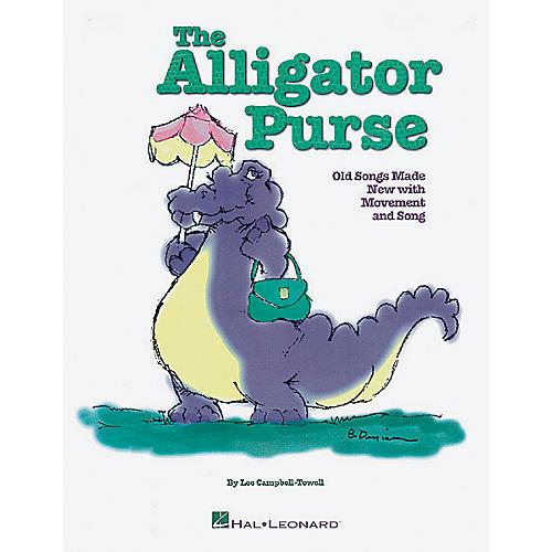Hal Leonard The Alligator Purse CD