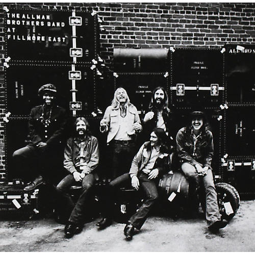 Alliance The Allman Brothers Band - At Fillmore East