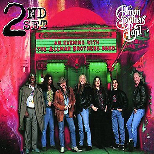Alliance The Allman Brothers Band - Evening with 2nd Set